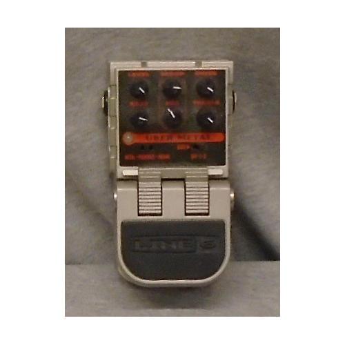 Line 6 Tonecore Uber Metal Heavy Distortion Effect Pedal