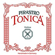 Pirastro Tonica Series Violin String Set