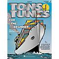 Curnow Music Tons of Tunes for the Beginner (Bb Clarinet - Grade 0.5 to 1) Concert Band Level .5 to 1 thumbnail