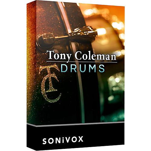 Sonivox Tony Coleman Drums-thumbnail