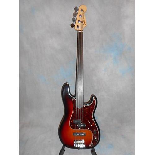 Fender Tony Franklin Signature Fretless Precision Bass Electric Bass Guitar