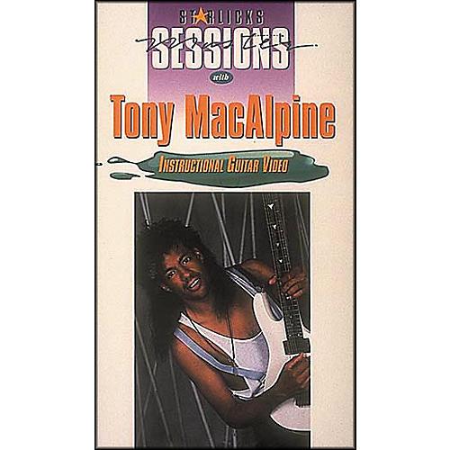 Star Licks Tony MacAlpine (VHS)
