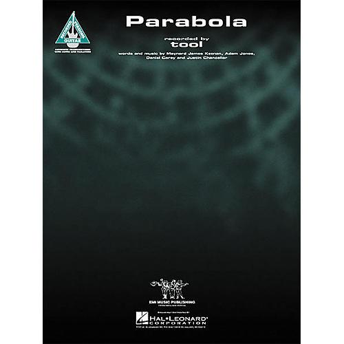 Hal Leonard Tool: Parabola Guitar Sheet Music Book-thumbnail