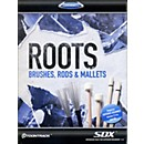 Toontrack Roots - Brushes, Rods & Mallets SDX (TT158)