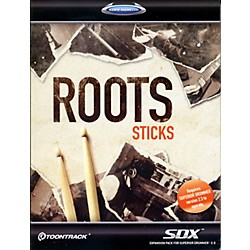 Toontrack Roots - Sticks SDX