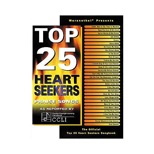 Maranatha! Music Top 25 Heart Seekers Book