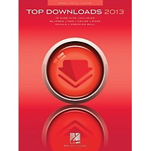 Hal Leonard Top Downloads Of 2013 for Piano/Vocal/Guitar