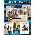 Hal Leonard Top Hits of 2004 Easy Guitar Book-thumbnail