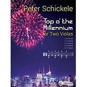 Carl Fischer Top O' the Millennium - String Duet