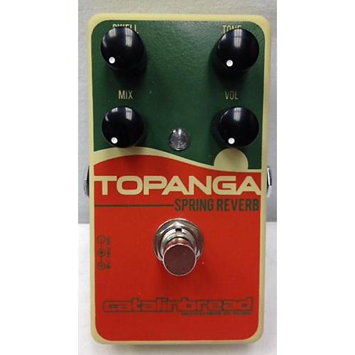 Catalinbread Topanga Spring Reverb Effect Pedal