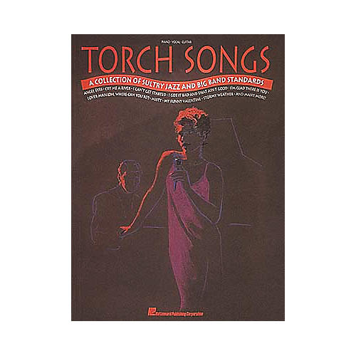 Hal Leonard Torch Songs Piano/Vocal/Guitar Songbook