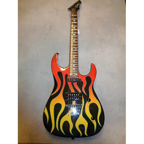 B.C. Rich Torchy Solid Body Electric Guitar-thumbnail