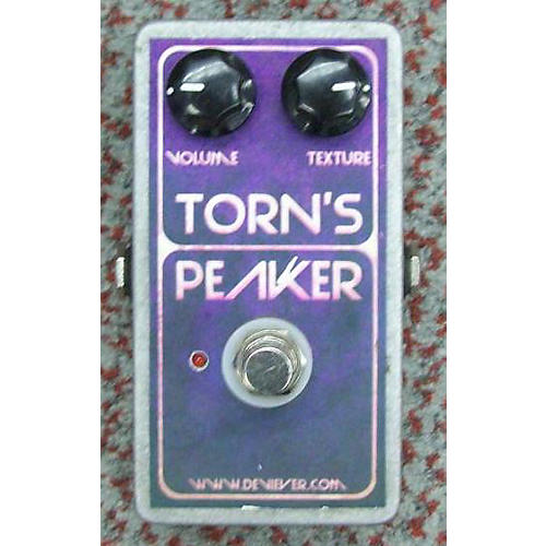 Devi Ever Torn's Peaker Effect Pedal