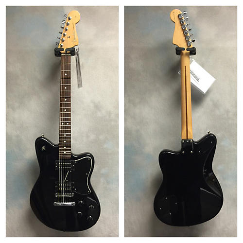 Fender Toronado Black Solid Body Electric Guitar Black