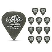 Dunlop Tortex Sharp Guitar Picks 1 Dozen