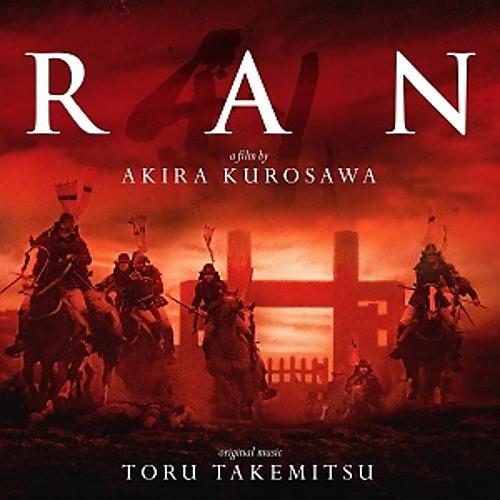 Alliance Toru Takemitsu - Ran (original Soundtrack)