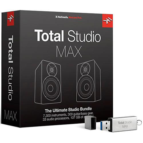 IK Multimedia Total Studio MAX Upgrade