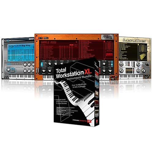 IK Multimedia Total Workstation XL Software Download