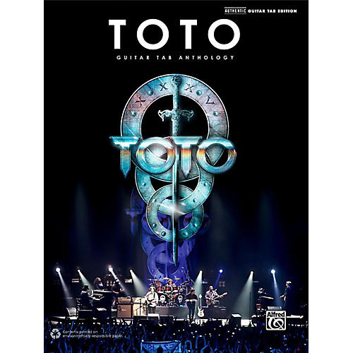 Alfred Toto: Guitar TAB Anthology - Authentic Guitar TAB Edition Songbook-thumbnail