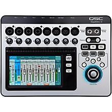 QSC TouchMix-8 8-Channel Compact Digital Mixer Level 1