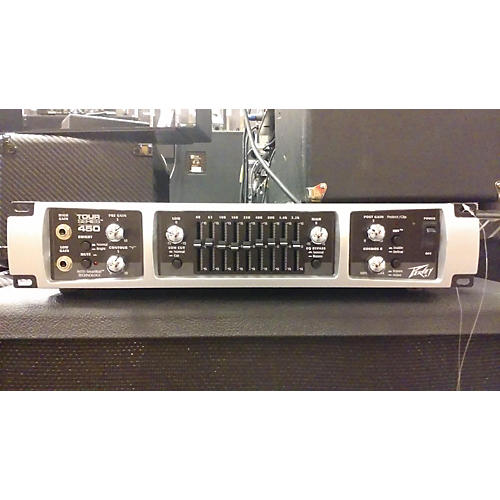 Peavey Tour 450 450W Bass Amp Head-thumbnail