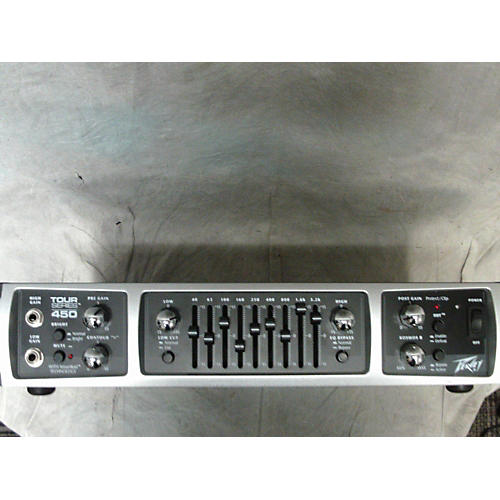 Peavey Tour 450 450W Bass Amp Head
