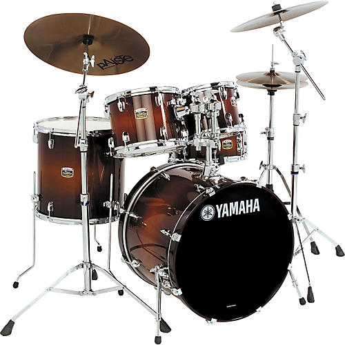 Yamaha Tour Custom 5-Piece Fusion Floor Drum Set