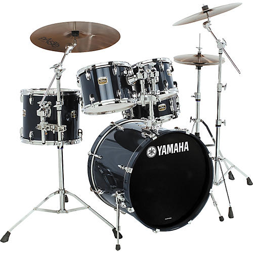 Yamaha Tour Custom 5-Piece Fusion Shell Pack with Suspended Tom