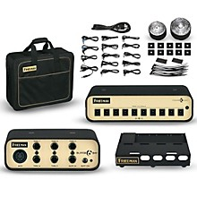 Friedman Tour Pro 1520 Platinum Pack 15 x 20 in. Pedalboard with Buffer Bay and Power Grid 10