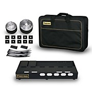 Friedman Tour Pro 1530 15 x 30 Pedalboard with 2 Risers and Accessory Pack