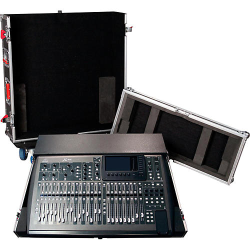 Gator Tour Style ATA Case w/ Doghouse for Behringer X32 Digital Mixing Console-thumbnail