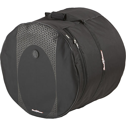 Road Runner Touring Drum Bag Black 18x24
