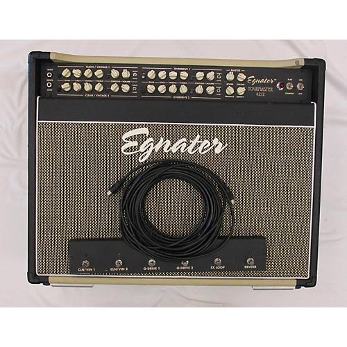 used egnater tourmaster 4212 100w 2x12 tube guitar combo amp guitar center. Black Bedroom Furniture Sets. Home Design Ideas