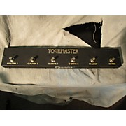 Egnater Tourmaster Footswitch 6 Button Pedal