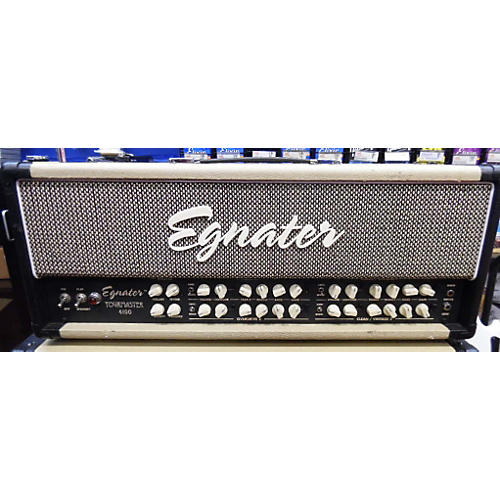Egnater Tourmaster Series 4100 100W Tube Guitar Amp Head-thumbnail