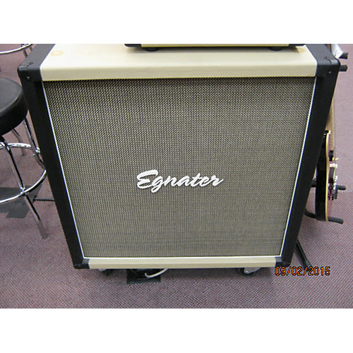 Egnater Tourmaster Series 412B 280W 4x12 Guitar Cabinet-thumbnail