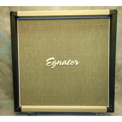 Egnater Tourmaster Series 412B 280W 4x12 White Guitar Cabinet White