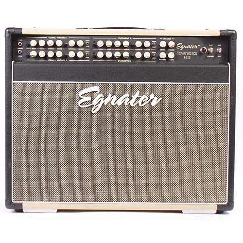 Egnater Tourmaster Series 4212 All-Tube Guitar Combo Amp Black, Beige 886830769375