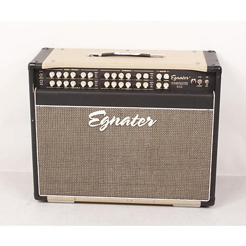 Egnater Tourmaster Series 4212 All-Tube Guitar Combo Amp Black, Beige 886830814976