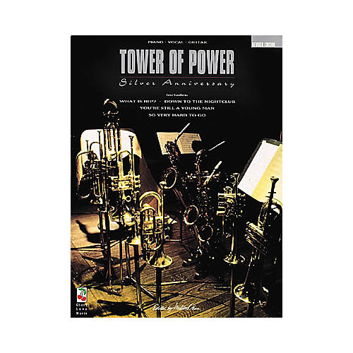 Cherry Lane Tower of Power - Silver Anniversary Book-thumbnail