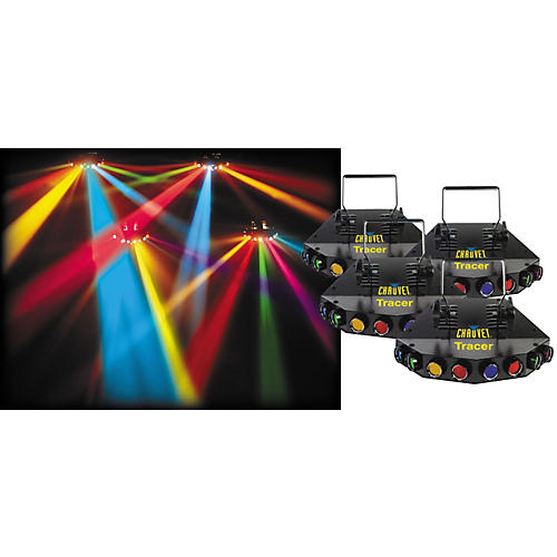 CHAUVET DJ Tracer Multifunction Chase Effect-thumbnail