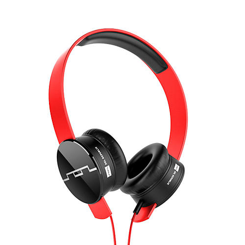 SOL REPUBLIC Tracks On-Ear Headphones with V8 Sound Engine and 3-button Remote-thumbnail
