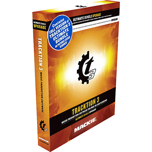 Mackie Tracktion 3 Ultimate Bundle