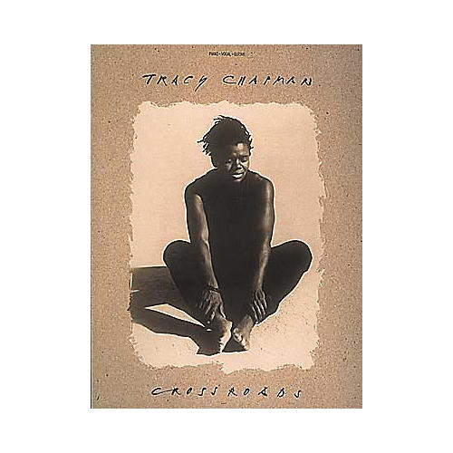 Hal Leonard Tracy Chapman - Crossroads Piano, Vocal, Guitar Songbook