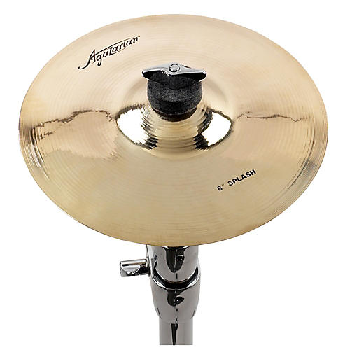 Agazarian Trad Splash Cymbal-thumbnail
