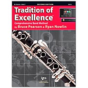 KJOS Tradition Of Excellence Book 1 for Clarinet