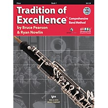 KJOS Tradition Of Excellence Book 1 for Oboe