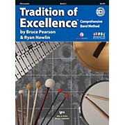 KJOS Tradition Of Excellence Book 2 for Percussion