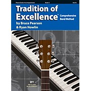 KJOS Tradition Of Excellence Book 2 for Piano / Guitar