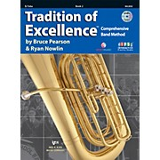 KJOS Tradition Of Excellence Book 2 for Tuba E Flat